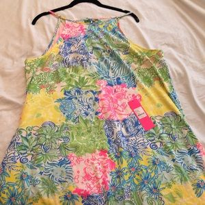 Large Margo dress cheek to cheek Lilly Pulitzer